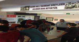 2017-İsmail Emre YELESTEPE-Geleceğin MAKERları...