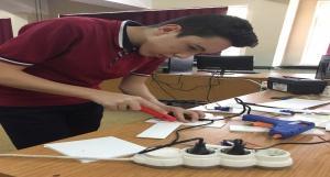 2017-İsmail Emre YELESTEPE-Robotik ve Kodlama Kursu
