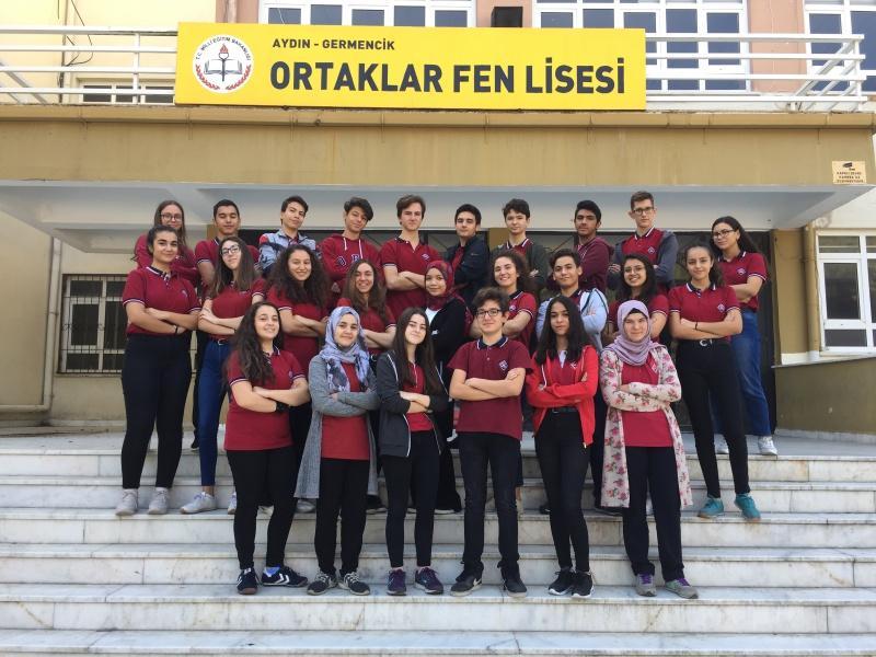 2018-2019 EÖ Yılı - 10B Sınıfı