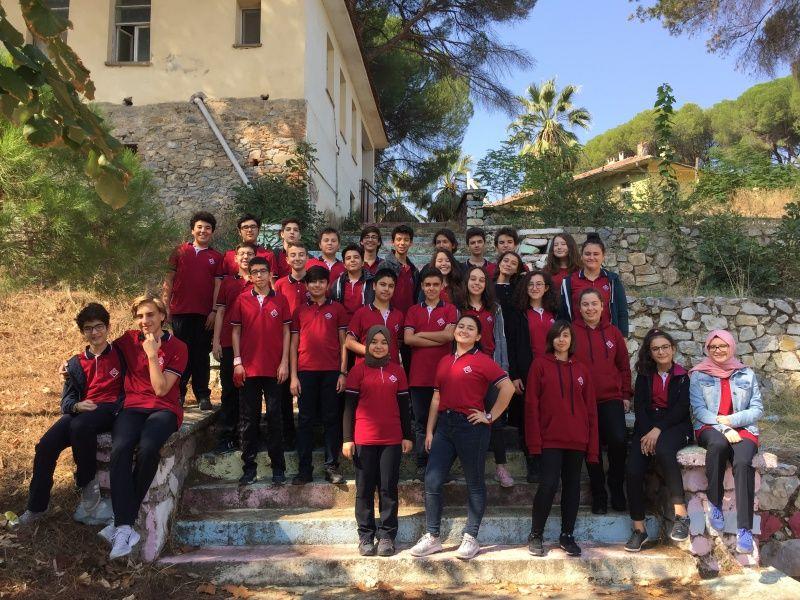 2018-2019 EÖ Yılı - 9B Sınıfı
