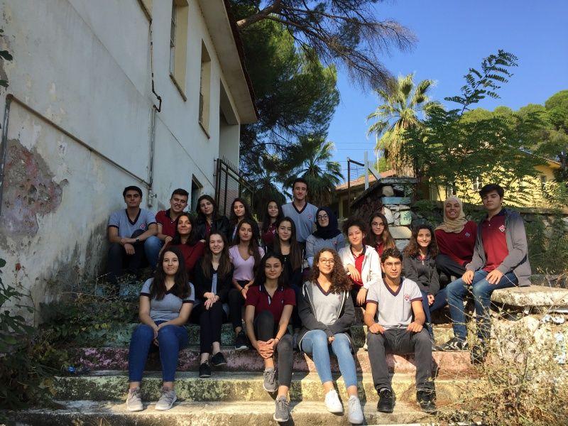2018-2019 EÖ Yılı - 12B Sınıfı
